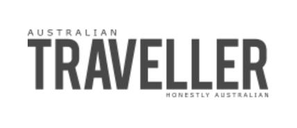 The Australian Traveller logo